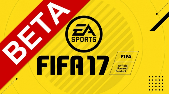 FIFA 17 beta is van start gegaan
