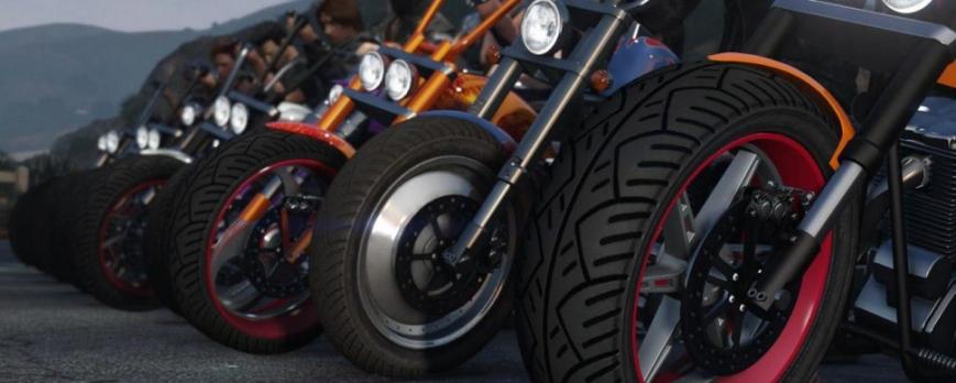 GTA Online Bikers DLC is live