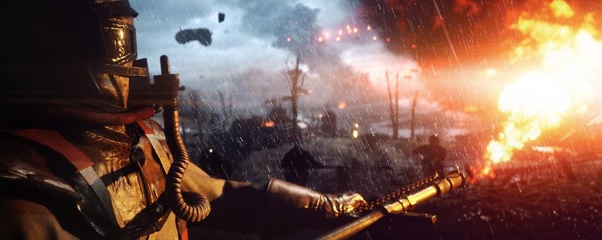 Battlefield 1 update komt vandaag naar alle platformen