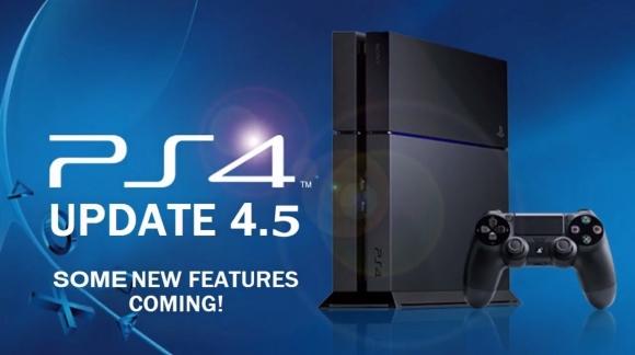 PlayStation 4 firmware update 4.50 release waarschijnlijk vandaag