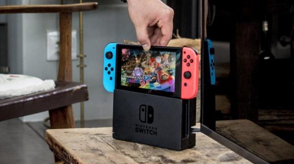 Switch tv modus zonder dock ook mogelijk