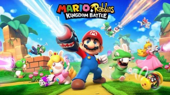 Ubisoft toont Mario + Rabbids Kingdom Battle gameplay op E3