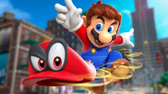 Super Mario Odyssey amiibo onthuld
