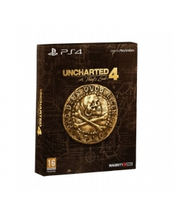UNCHARTED 4: A THIEF'S END SPECIAL LIMITED EDITION (PS4)