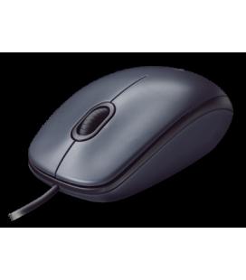 Logitech M90 Optical USB Zwart Retail