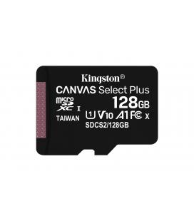 SDXC Card Micro 128GB Kingston UHS-I Canvas Select Plus