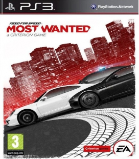 PS3 Need for Speed: Most Wanted (2012)