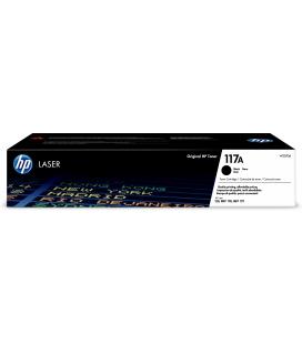 HP No.117A Zwart 1.000 pagina`s (Origineel)