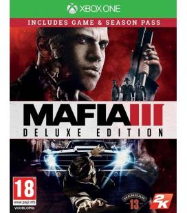 Xbox One Mafia III Deluxe Edition
