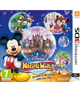 3DS Disney: Magical World