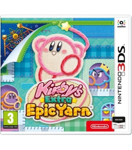 3DS Kirby's Extra Epic Yarn