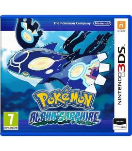 3DS Pokemon: Alpha Sapphire