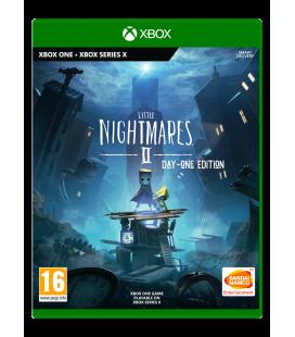 Xbox One/Series X Little Nightmares II Day One Edition + Pre-Order Bonus