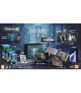 Xbox One/Series X Little Nightmares II TV Edition + Pre-Order Bonus