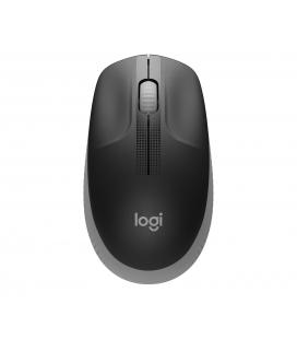 Logitech M190 Optical USB Zwart-Zilver Retail Wireless