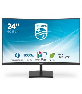 """24"""" Philips 241E1SC/00 Curved/FHD/HDMI/VGA"""