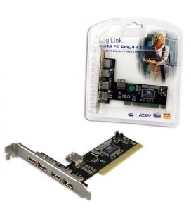 PCI card USB2.0 (4xe) & (1xi) LogiLink