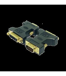 Adapter DVI-I(F)  VGA (M) LogiLink