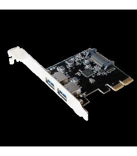 PCIExpress card USB3.1 (2xe) LogiLink