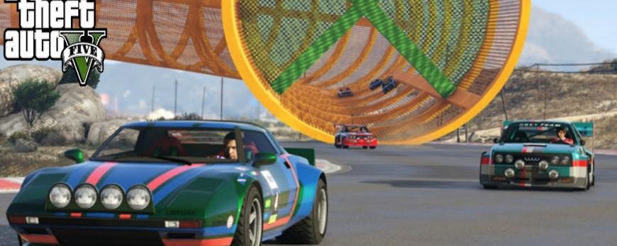 GTA Online Cunning Stunts banen bouwen nu mogelijk