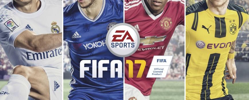 FIFA 17 cover speler bekendgemaakt door EA