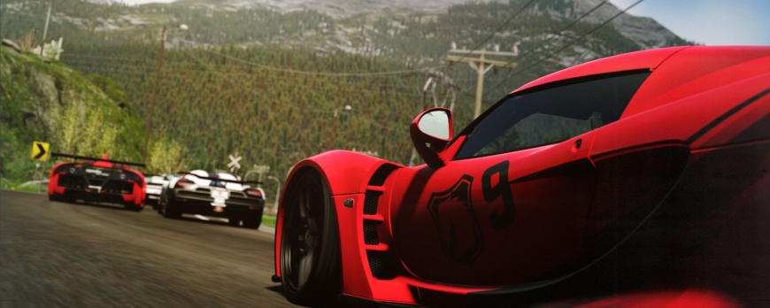 Driveclub VR nieuw aangekondigde PlayStation VR game